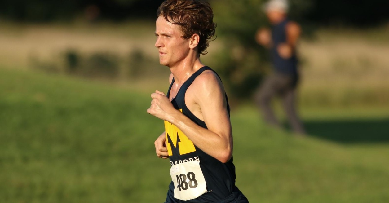 Wolverines compete at Calvin Knight Invite