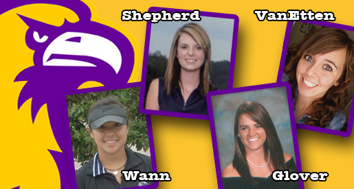 Stout announces four top-notch signees for women's golf team