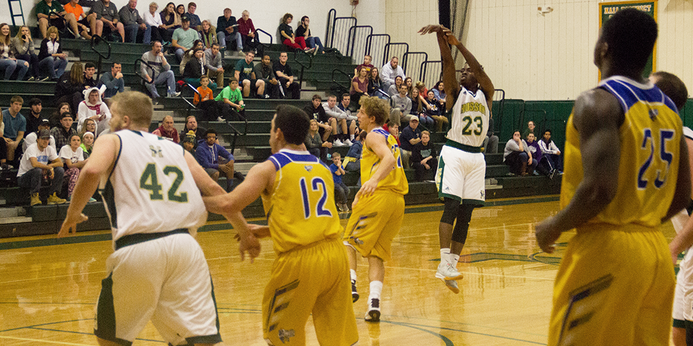 Men's Basketball Moves to 2-0 With Win Over Maine-Presque Isle