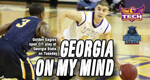Golden Eagles to take on Georgia State in CIT