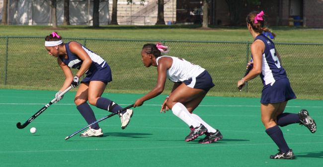 Field Hockey Scores 7 Goals in Win Over Immaculata