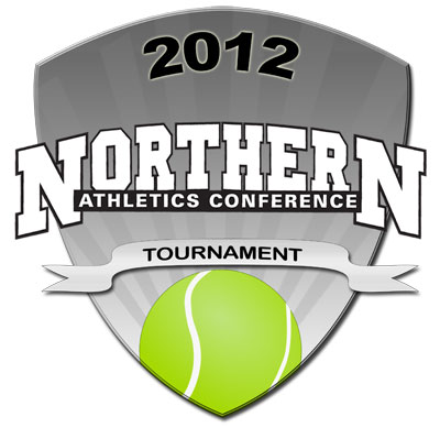 2012 Northern Athletics Conference Men's Tennis Tournament