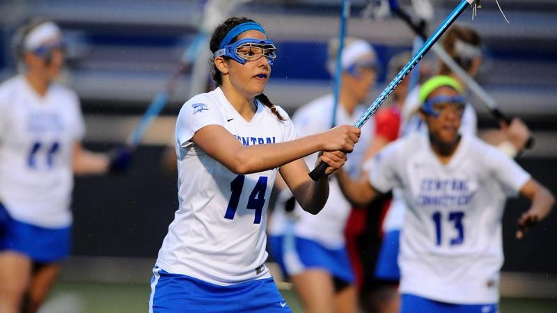 Blue Devils Drop Home Decision to Bryant on Friday