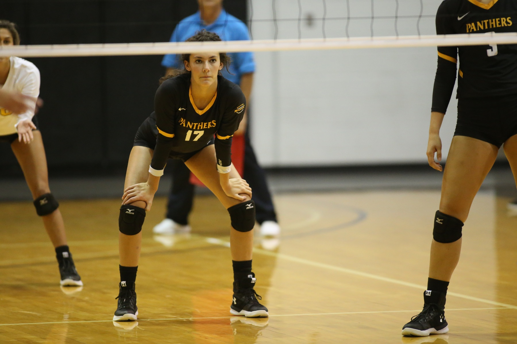Volleyball Closes Season With Home Setback To Findlay