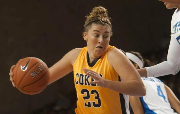 Godbout Paces Cobras to 75-65 Win Over Pfeiffer
