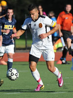 Vieira Named ECAC Division III New England Men's Soccer All-Star
