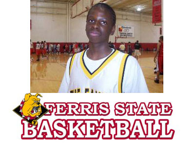 Asaad Robinson Signs With Ferris State