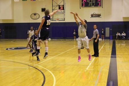 Men's Basketball Falls to 2-2 in PSUAC