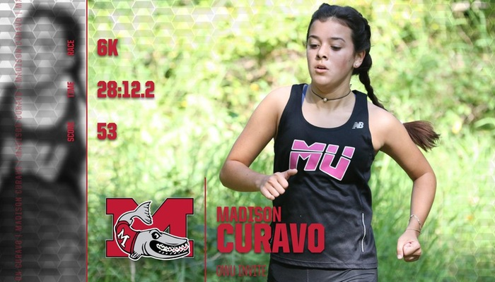 Women's Cross country finishes 9th at OWU Invite