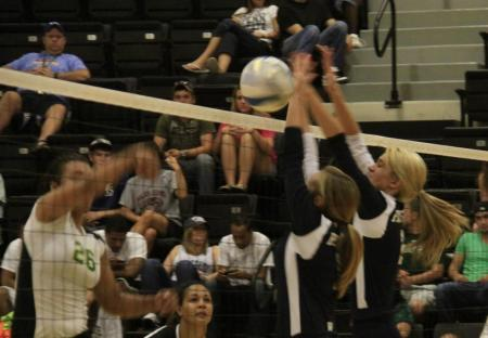 Fifth-Ranked Fayette Downs Penn State DuBois 3-0 in Volleyball Action