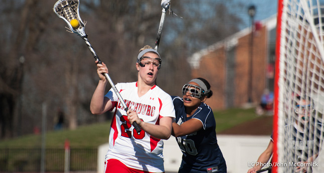 Buckingham, LC Women's Lacrosse Overpowers Marlins in ODAC Opener 17-9