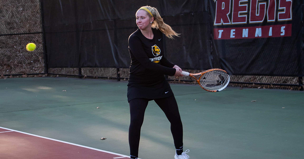 Anchorwomen Defeat Women's Tennis