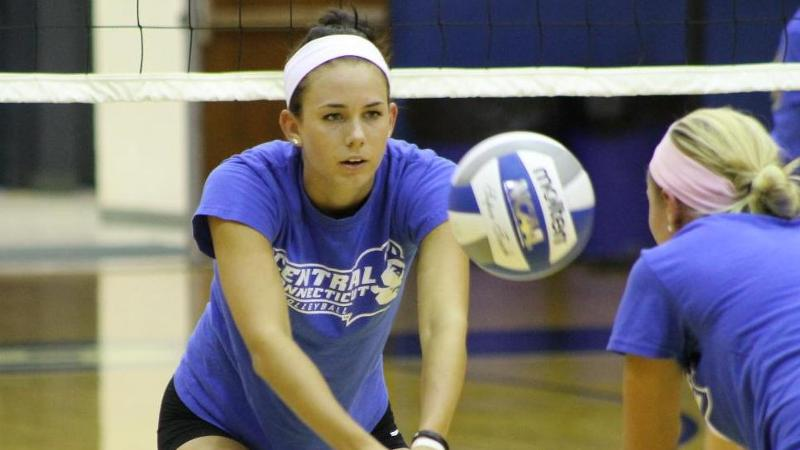 Volleyball Opens Preseason Practice