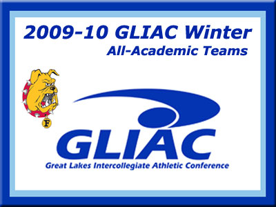 GLIAC Announces Winter All-Academic Teams