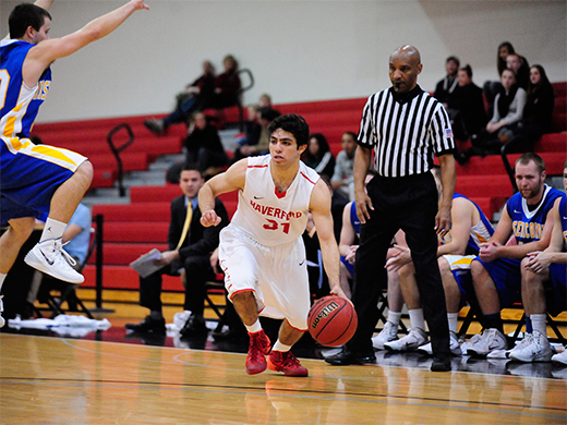 Four reach double-figures in loss at McDaniel