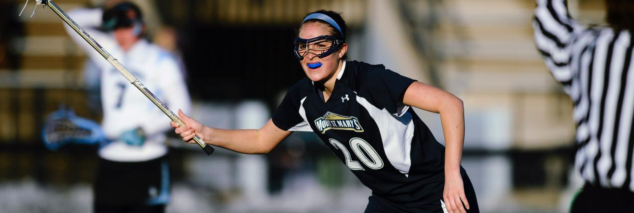 Big Second Offensive Half Charges Women's Lacrosse Past Saint Francis (Pa.), 16-8