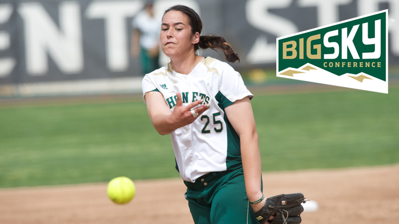 BROOKS EARNS HER FIFTH BIG SKY PITCHER OF THE WEEK AWARD AFTER TWO MORE SHUTOUTS