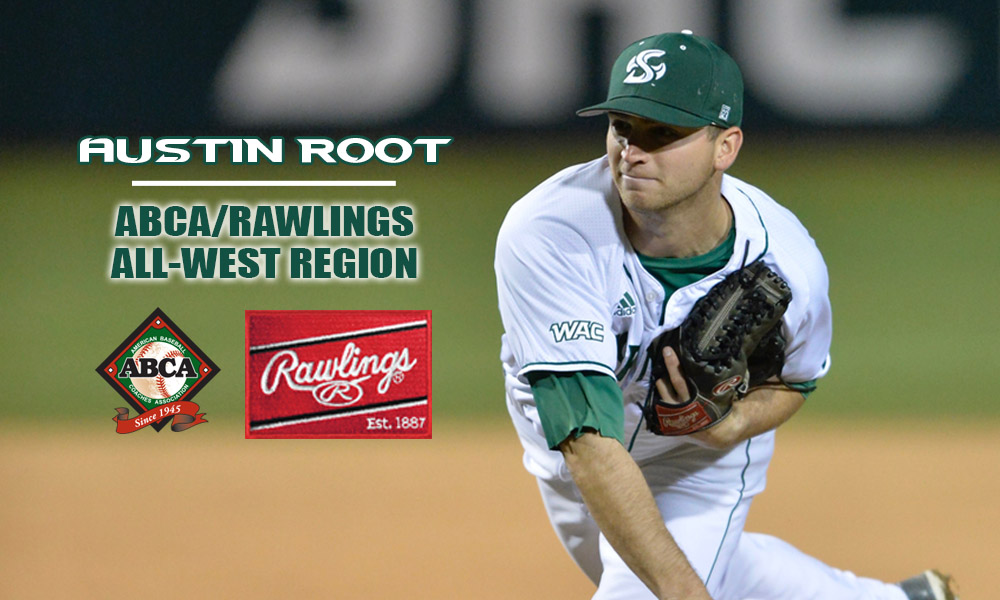 ROOT NAMED ABCA/RAWLINGS ALL-WEST REGION SECOND TEAM