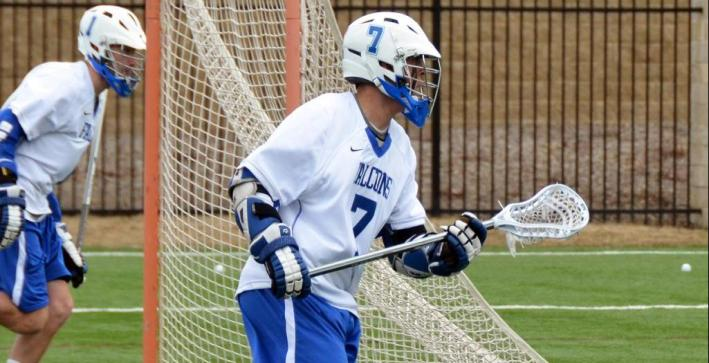 Men's Lacrosse limited in defeat at Carthage