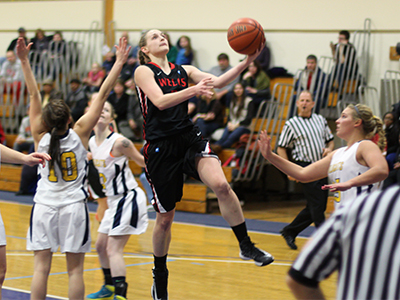 Women's Basketball Drops Hard-Fought Tilt Versus SUNYIT