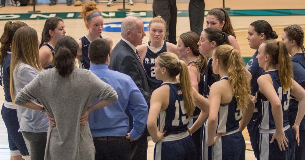 Women's Basketball Falls in Skyline First Round to Farmingdale State