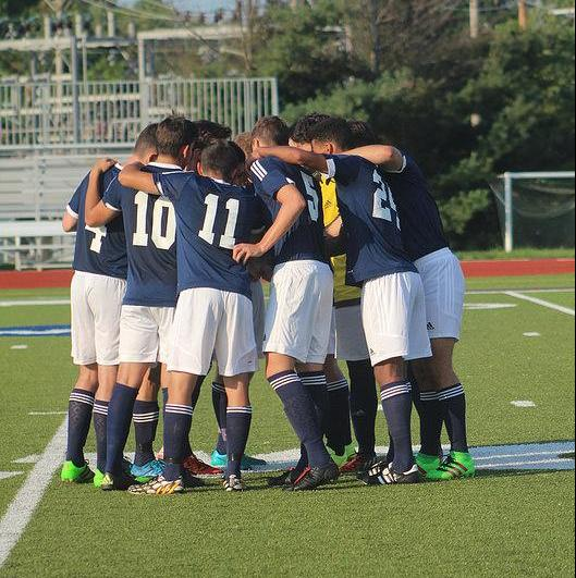 Archers Men's Soccer Ready to Roll