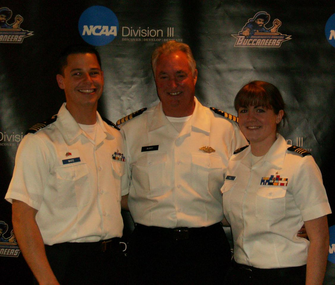 Hall Named As Massachusetts Maritime Female Alumni Athlete Of The Year