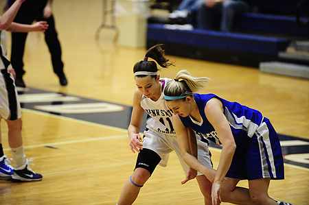 Lions Advance to AMCC Semfinals; Oldach Breaks Steals Record