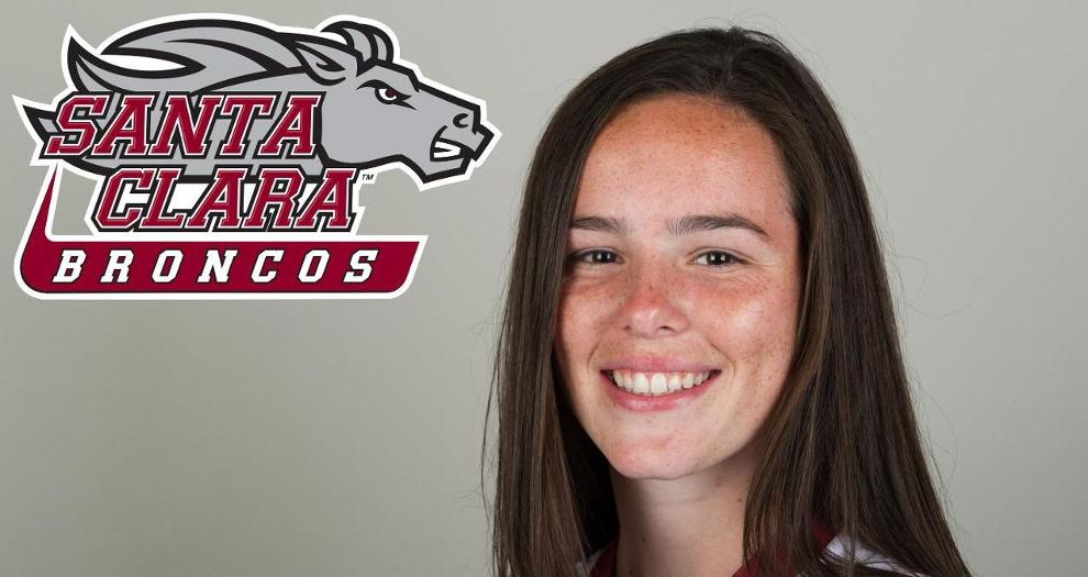 Kennedy Dinius Reflects on Santa Clara Soccer