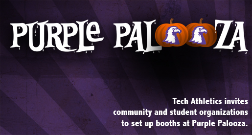 Purple Palooza adds trick-or-treating, costume contests and more Oct. 29