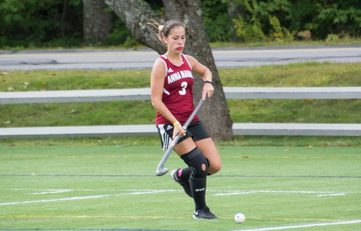 FIELD HOCKEY: Fitchburg State blanks Anna Maria