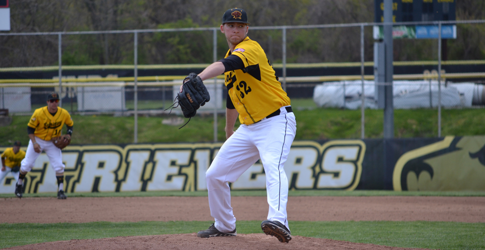 Bats Go Quiet as UMBC Baseball Drops Both Games of Doubleheader to UMass Lowell