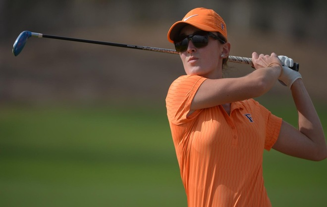 Women's Golf in Sixth After Day One at the Cowgirl Desert Intercollegiate