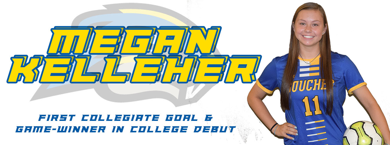 Kelleher Makes Most Of Collegiate Debut With Game-Winner For Goucher Women's Soccer