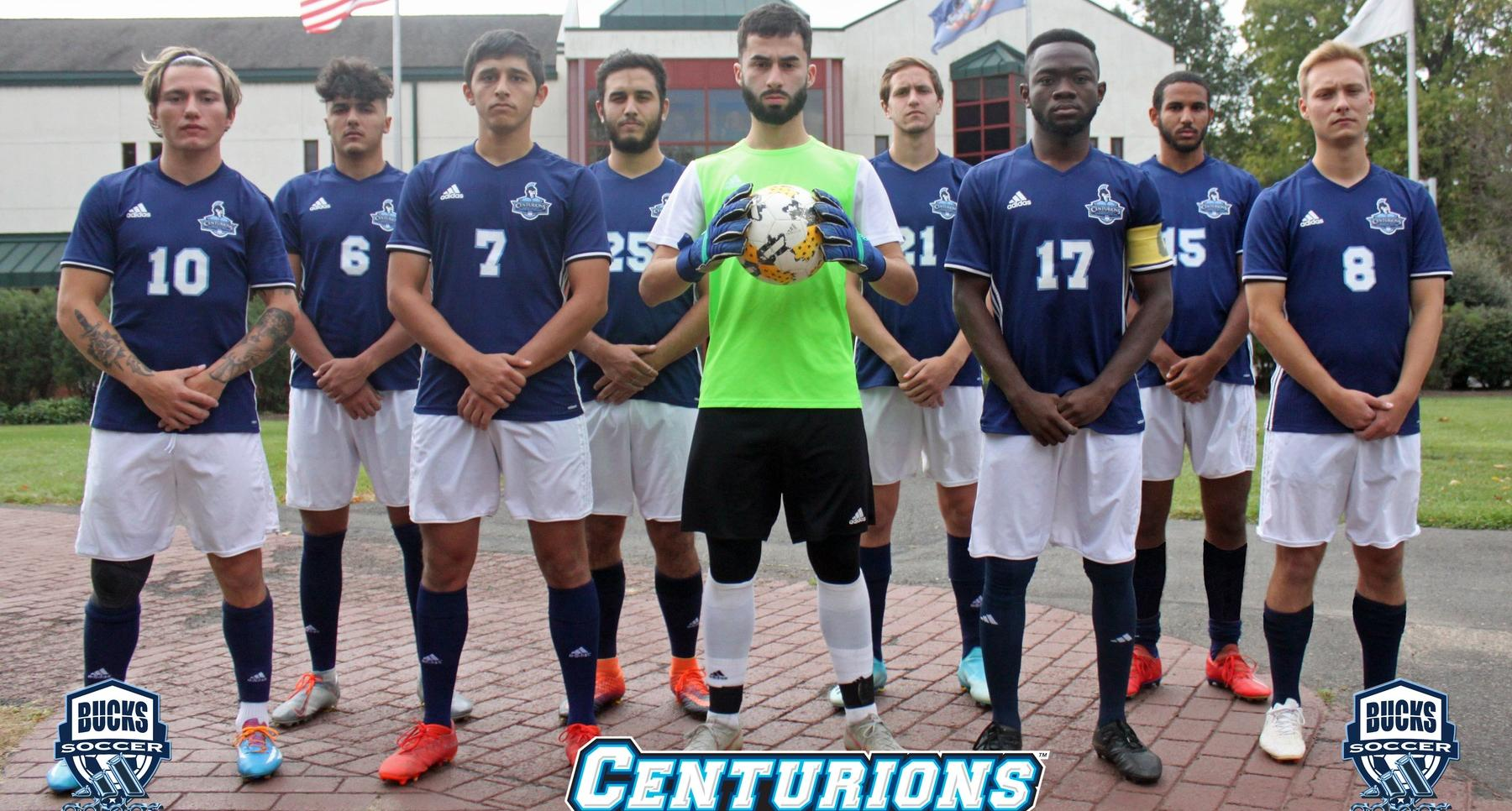 Centurions Upset in Semis