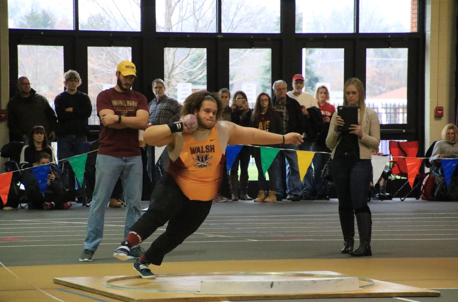 Walsh Track & Field Announces Boys and Girls Summer Throws Camp