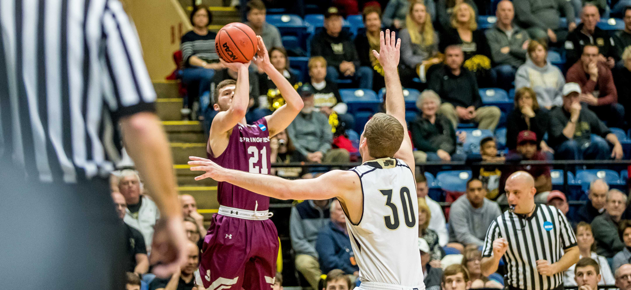 Claremont Mudd Scripps Defeats Men's Basketball In Chicago