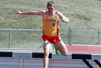 Track and Field teams compete at Jim Duncan Invite