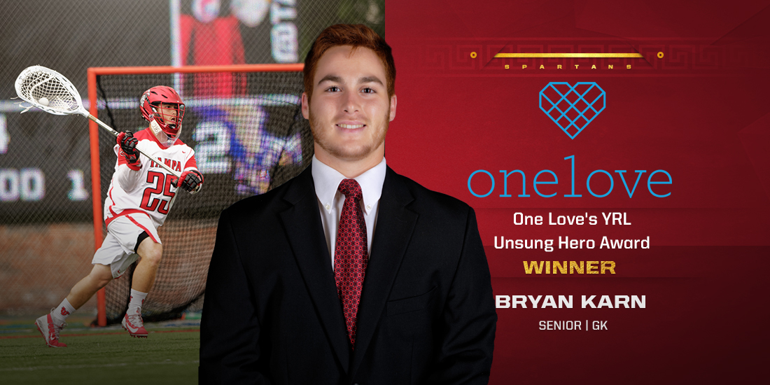 Bryan Karn Wins the DII YRL Unsung Hero Award