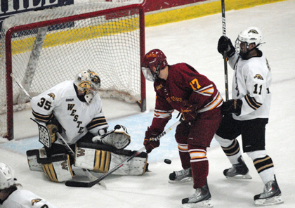 FSU Hockey Falls At Home To WMU