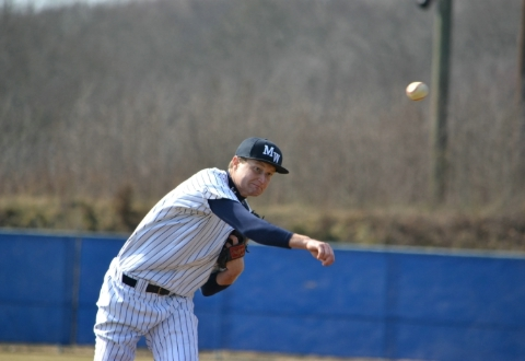 UMW Baseball Drops Twinbill at Wesley
