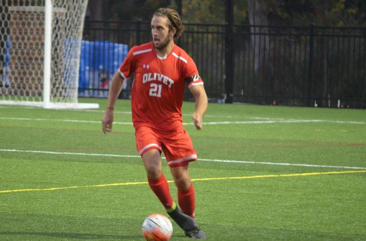Men's soccer team suffers 3-0 loss to Albion