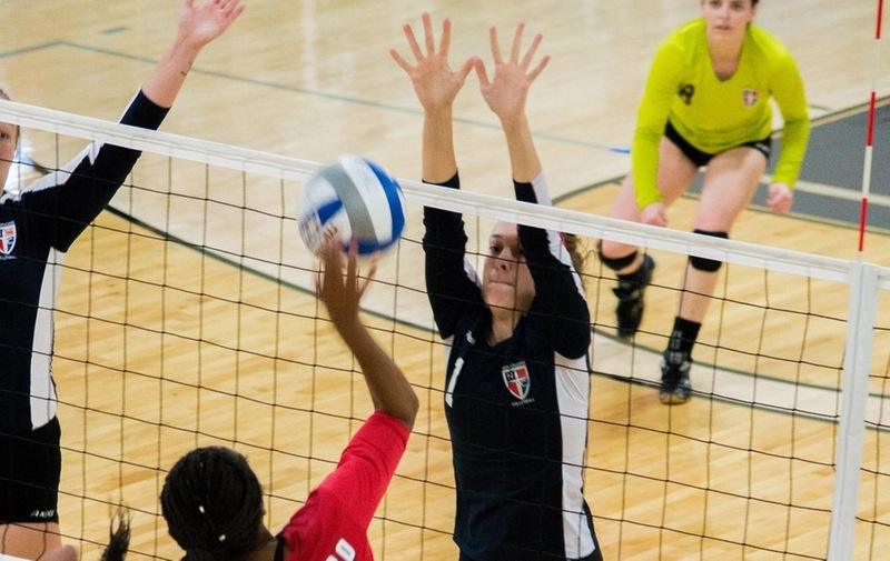 Volleyball Drops Home Opener to East Stroudsburg