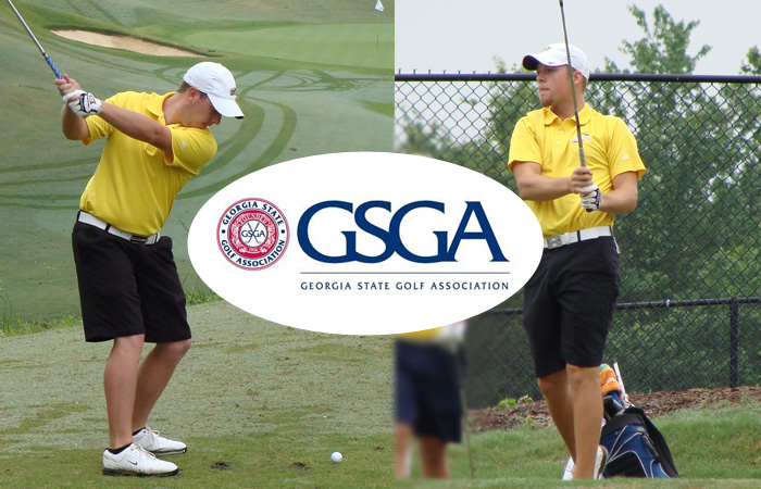 Griffin and Gahman Qualify for Georgia Amateur