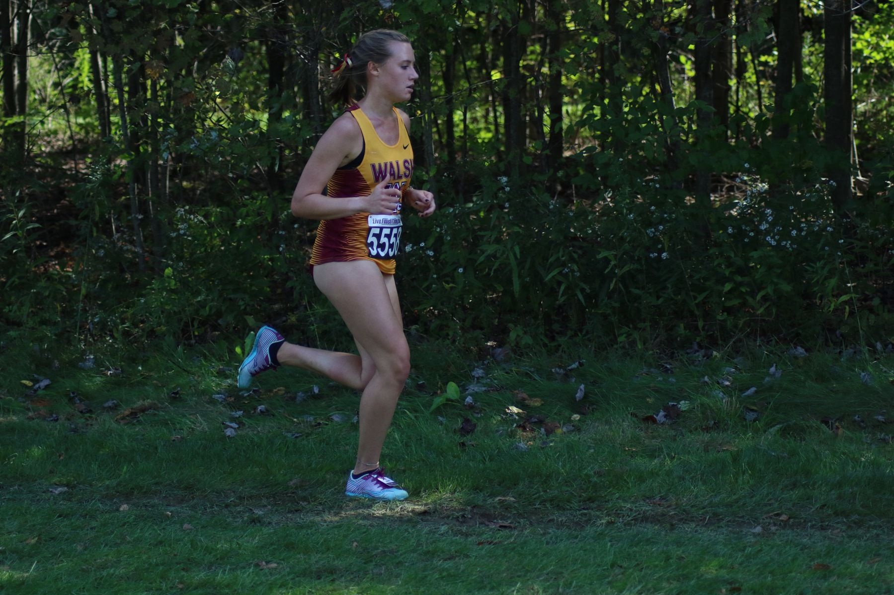 No. 10 Women's XC Finishes Sixth of 28 At Conference Crossover Meet