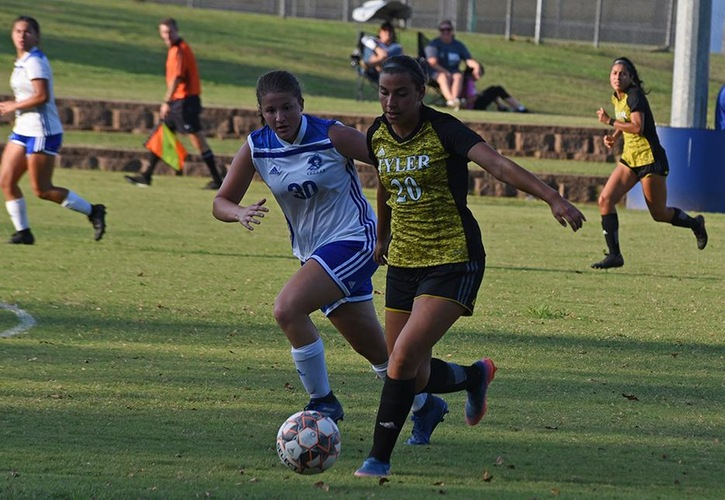 Blinn women's soccer loses to No. 2 Tyler