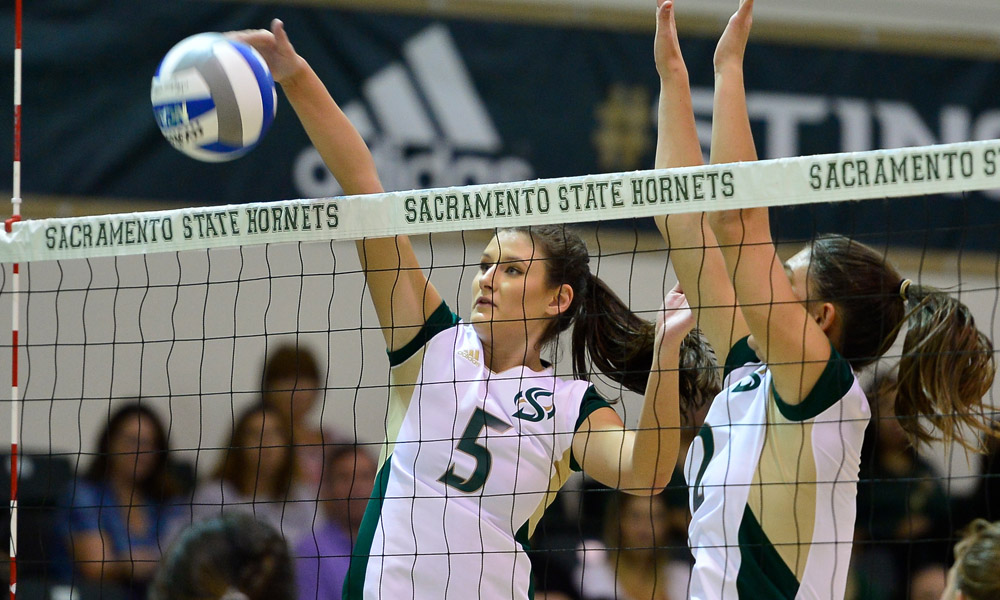 VOLLEYBALL REMAINS HOT ON THE ROAD, BEATS NORTHERN COLORADO, 3-1