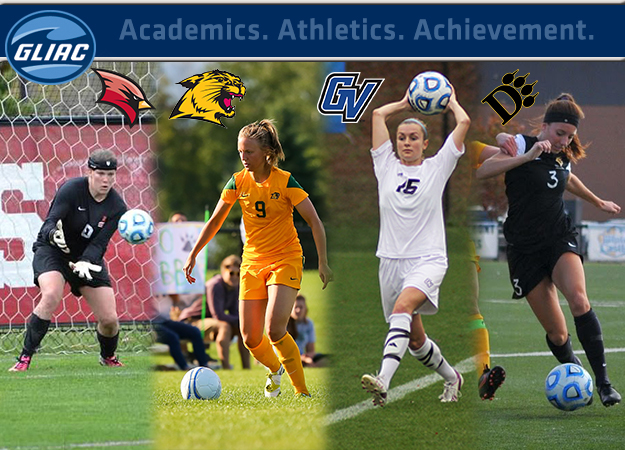 NMU's Hafner, GVSU's Odendaal Earn GLIAC Women's Soccer Offensive and Defensive Player of the Year Awards