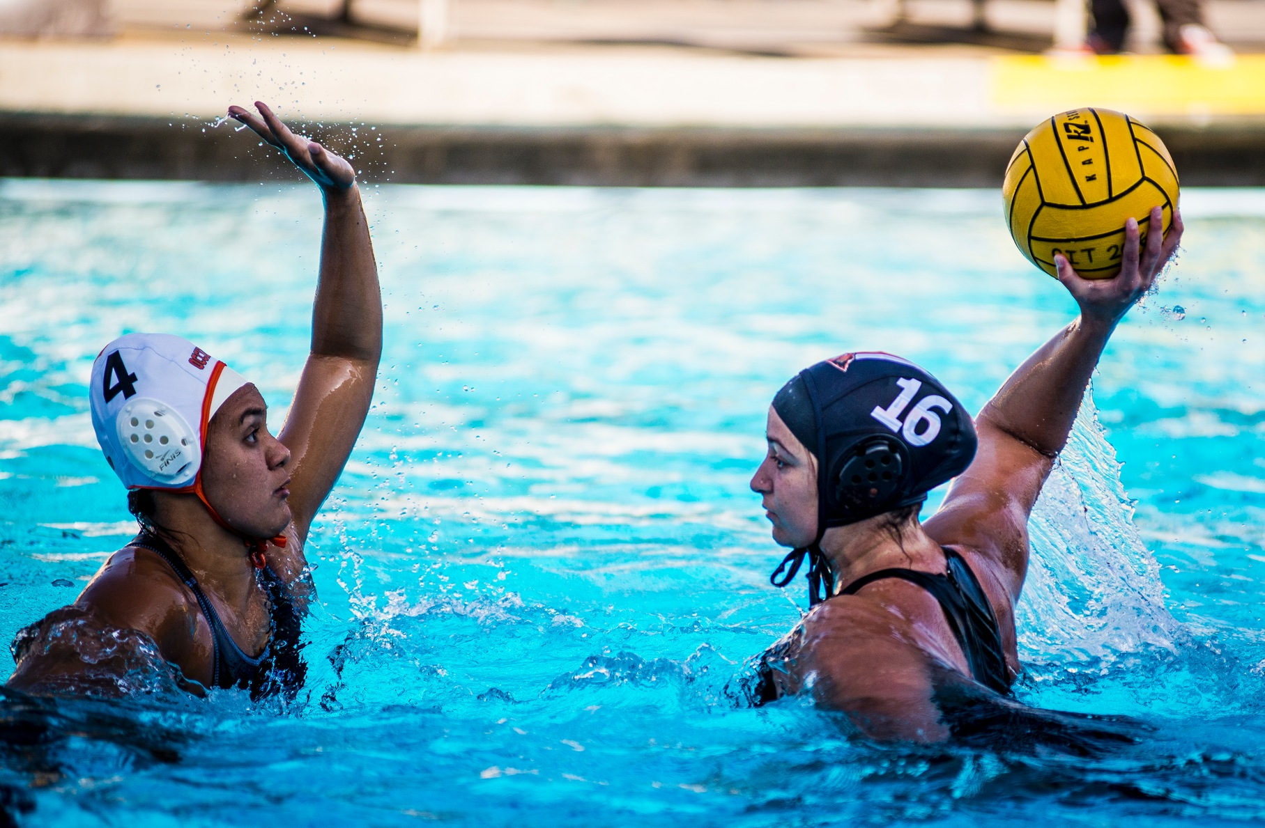 Stars, Experience Turning Tide for Women's Water Polo