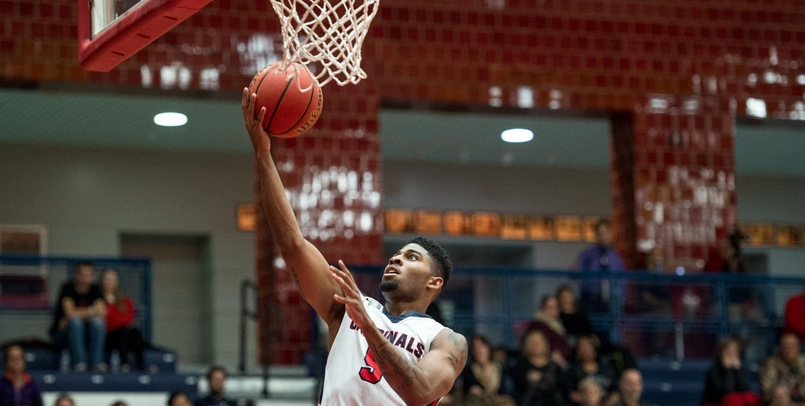 Men's Basketball Drops  80-71 Decision at GVSU